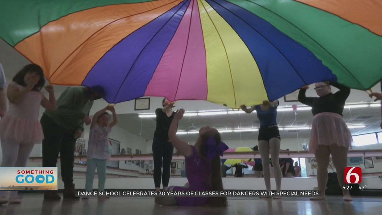 Dance Studio Celebrates 30 Years of Classes For Dancers With Special Needs