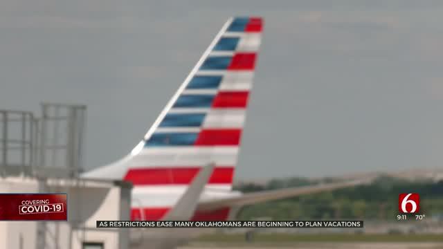 Oklahoma Travel Agency Sees Big Increase In Bookings