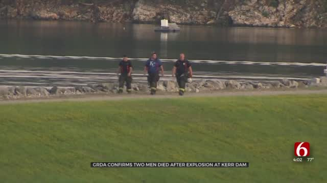 Investigation Of Explosion At Kerr Dam That Killed 2 Underway