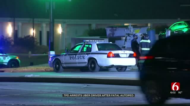 UPDATE: 1 Arrested After Man Killed After Being Hit By Car Near 71st And Sheridan