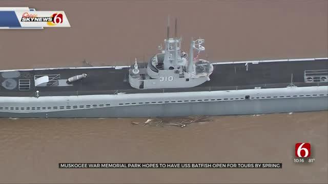 Muskogee War Memorial Park Hopes To Open USS Batfish Open For Spring Tours
