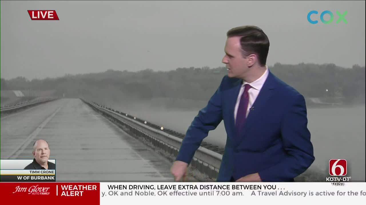 Severe Weather Update With Stephen Nehrenz