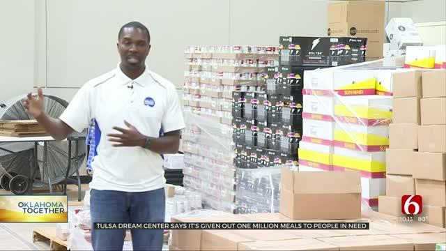 Tulsa Dream Center Surpasses 1 Million Meal Donations