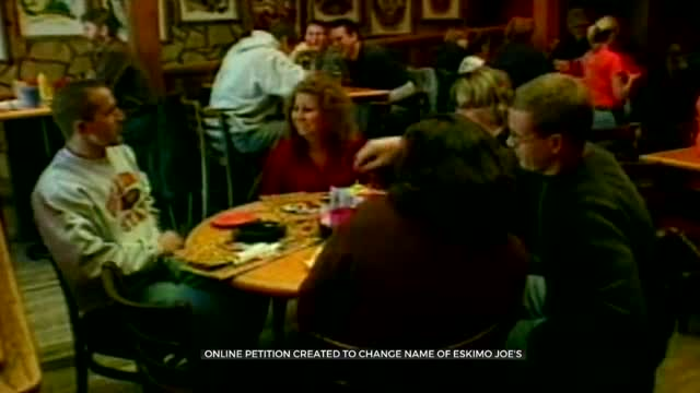 Online Petition Calls For Stillwater's 'Eskimo Joe's' To Change Its Name, Mascot