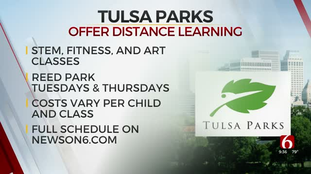 Tulsa Parks To Offer Hands-On Learning Programs For Virtual Learning Students