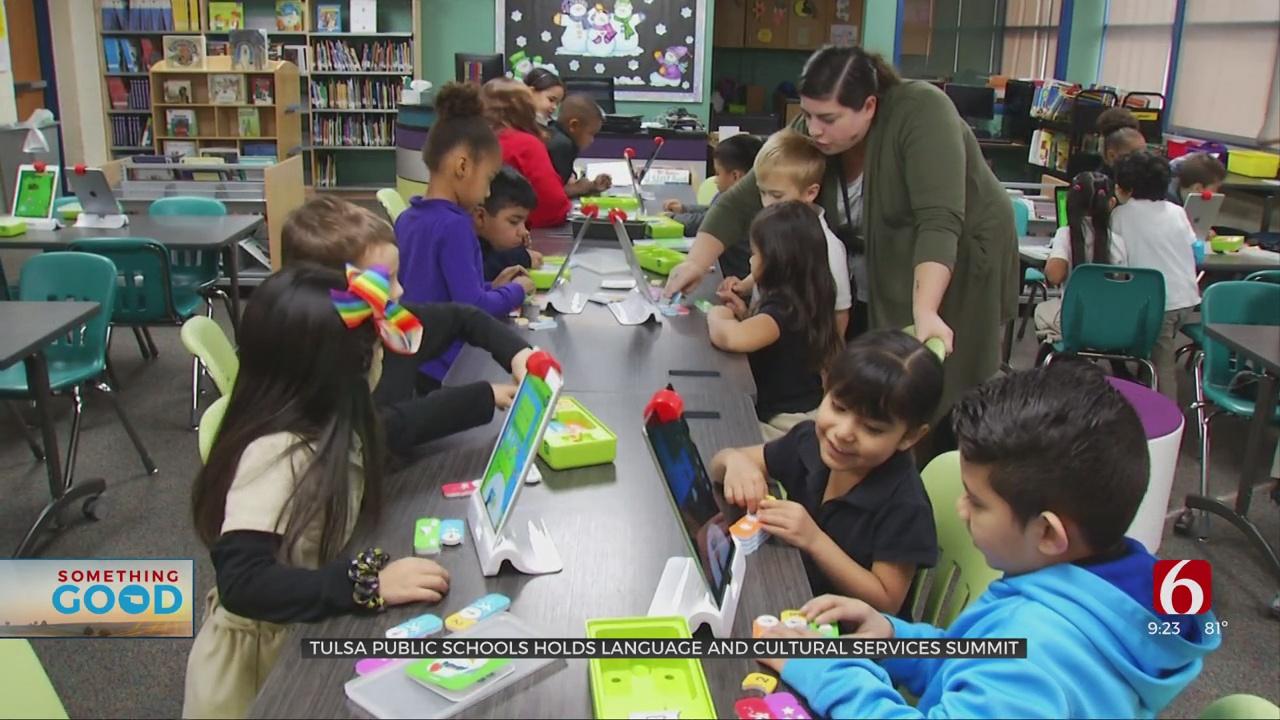 Tulsa Public Schools To Hold Language & Cultural Service Summit