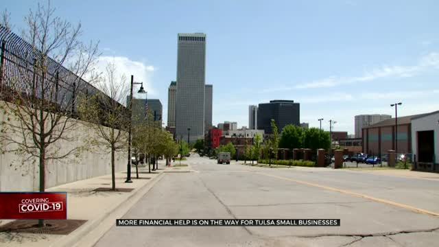 More Financial Help On The Way For Tulsa Small Businesses