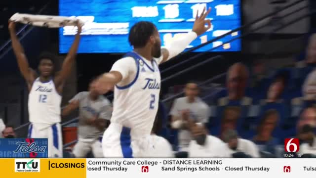 Golden Hurricane Defeated At Home By Green Wave