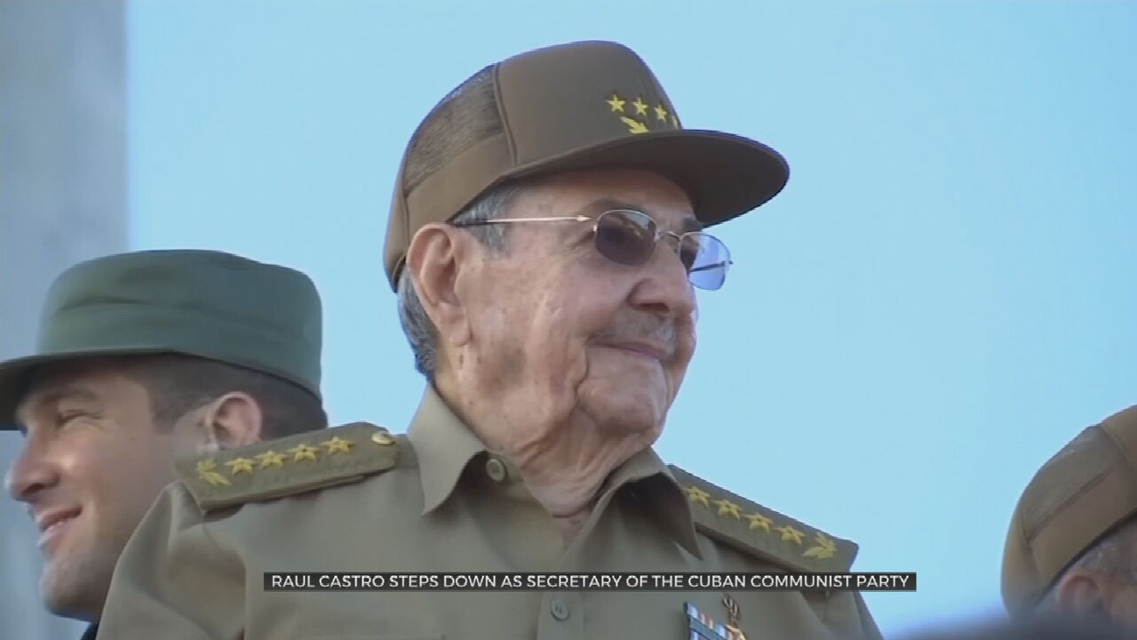 Raul Castro Confirms He's Resigning, Ending Long Era Of Formal Castro Rule In Cuba