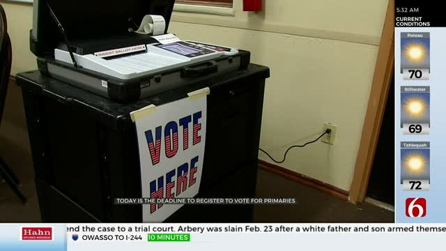 State Election Board To Discuss Ways To Offer Free Absentee Voting For Oklahomans