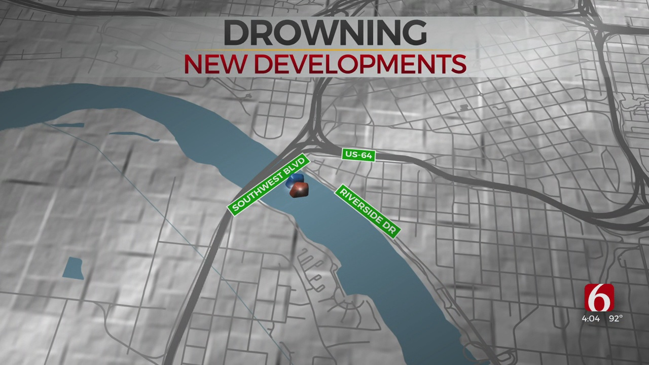 Drowning Victim Recovered From Arkansas River By Authorities