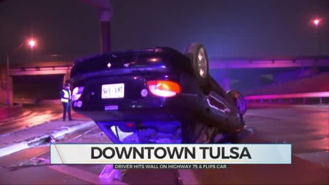 No Injuries In Rollover Crash On The IDL, Police Say