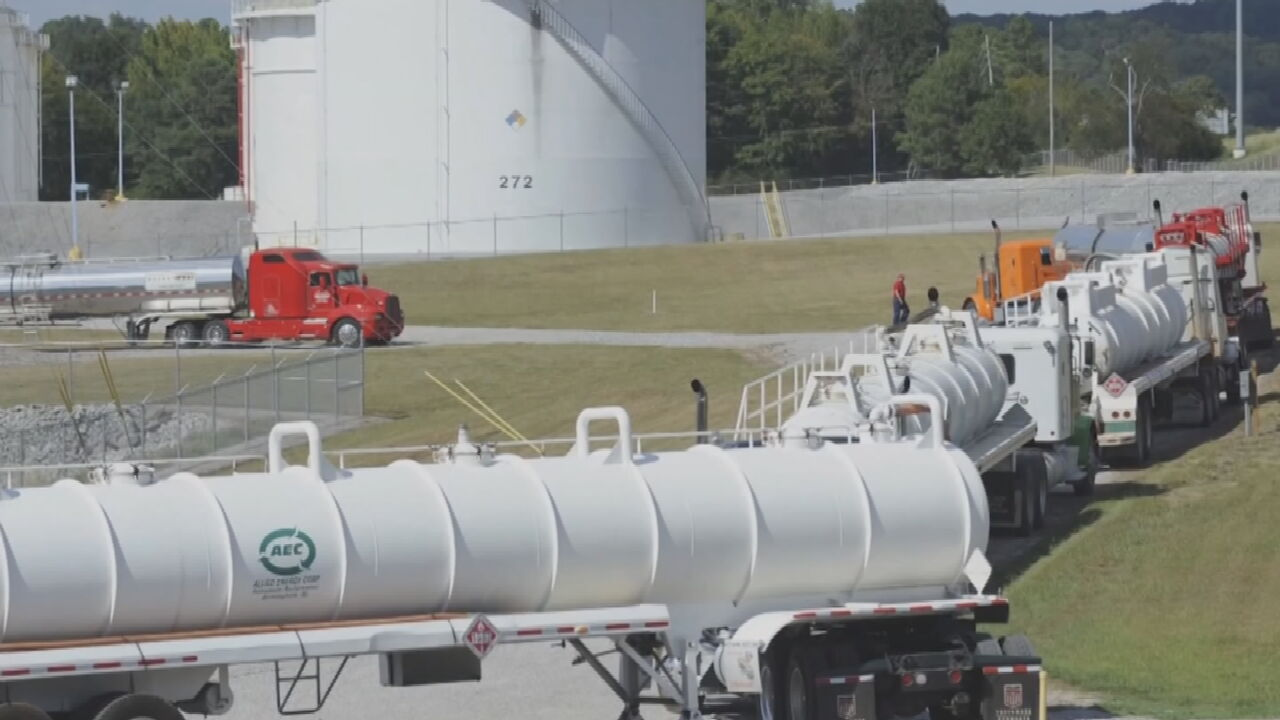 Fuel Prices Spike After Cyber Attack Forces Pipeline To Shutdown