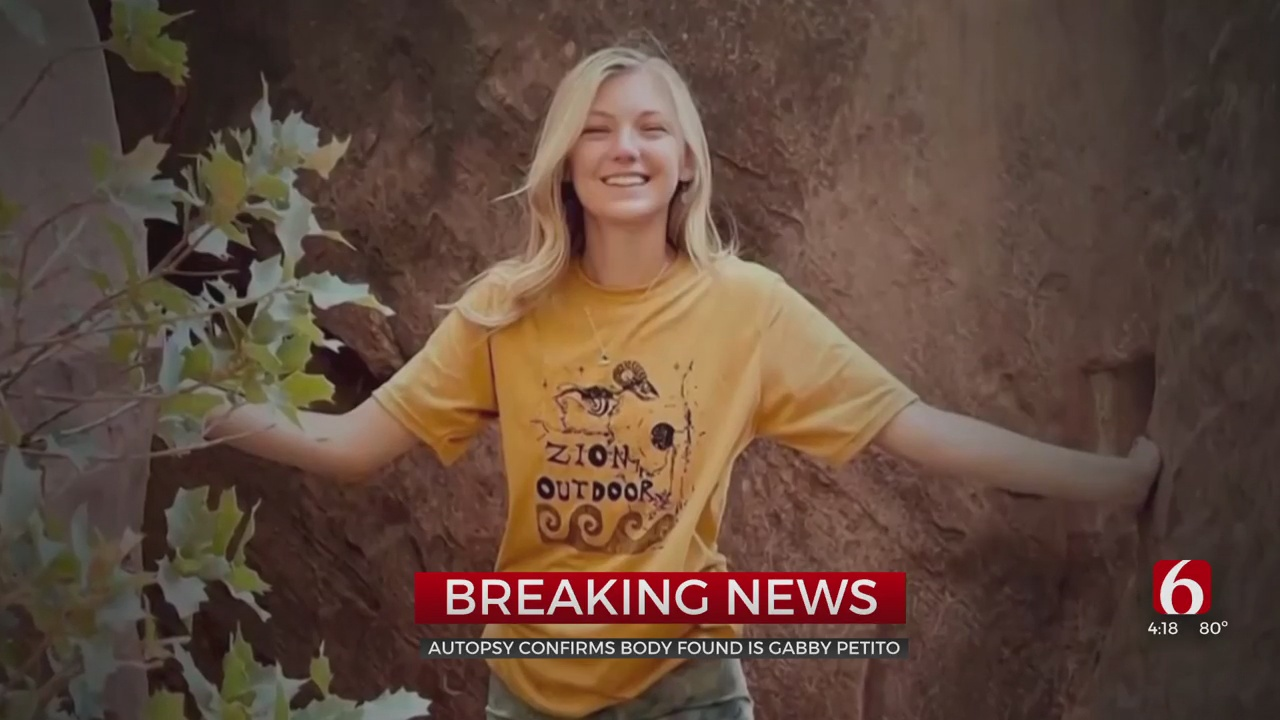 FBI: Remains Found In Wyoming Are Gabby Petito's; Cause Of Death Pending