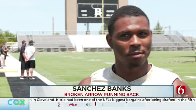 Broken Arrow Running Back Banks On TV Opportunity To Shine For College Coaches