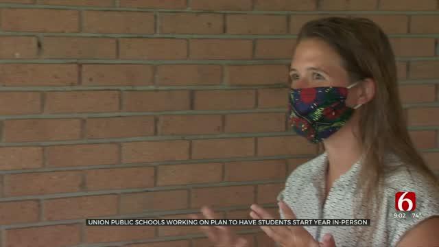Teachers, Students Concerned As Union Public Schools Finalizes In-Person Plan