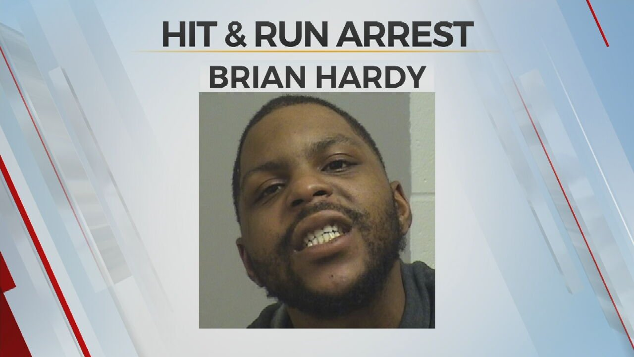 Tulsa Police: Hit and Run Suspect Leaves Children At Crash Scene, Leads Officers On Chase