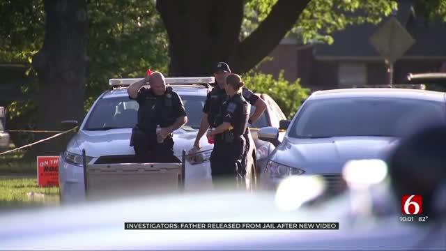 Man Out On Bond After Children Die In Truck In Tulsa