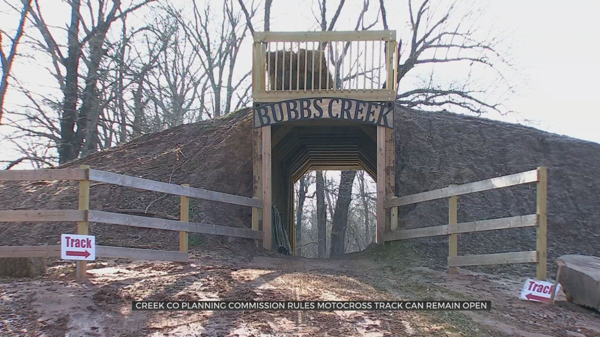 Creek Co. Family-Run Motocross Track To Remain Open After Neighbor Complaints