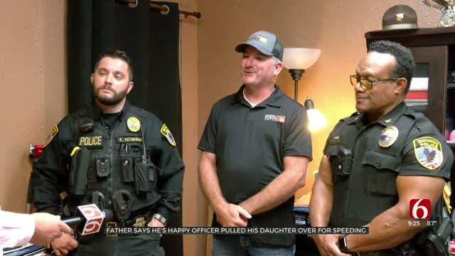 Mounds Police Chief Trying To Create Better Relationship Between Officers, Public