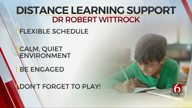 Watch: Supporting Children Who Are Distance Learning