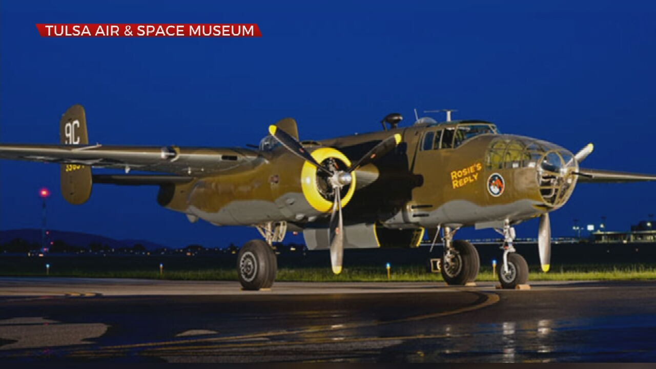 Tulsa Air & Space Museum To Host Rare WWII Bomber