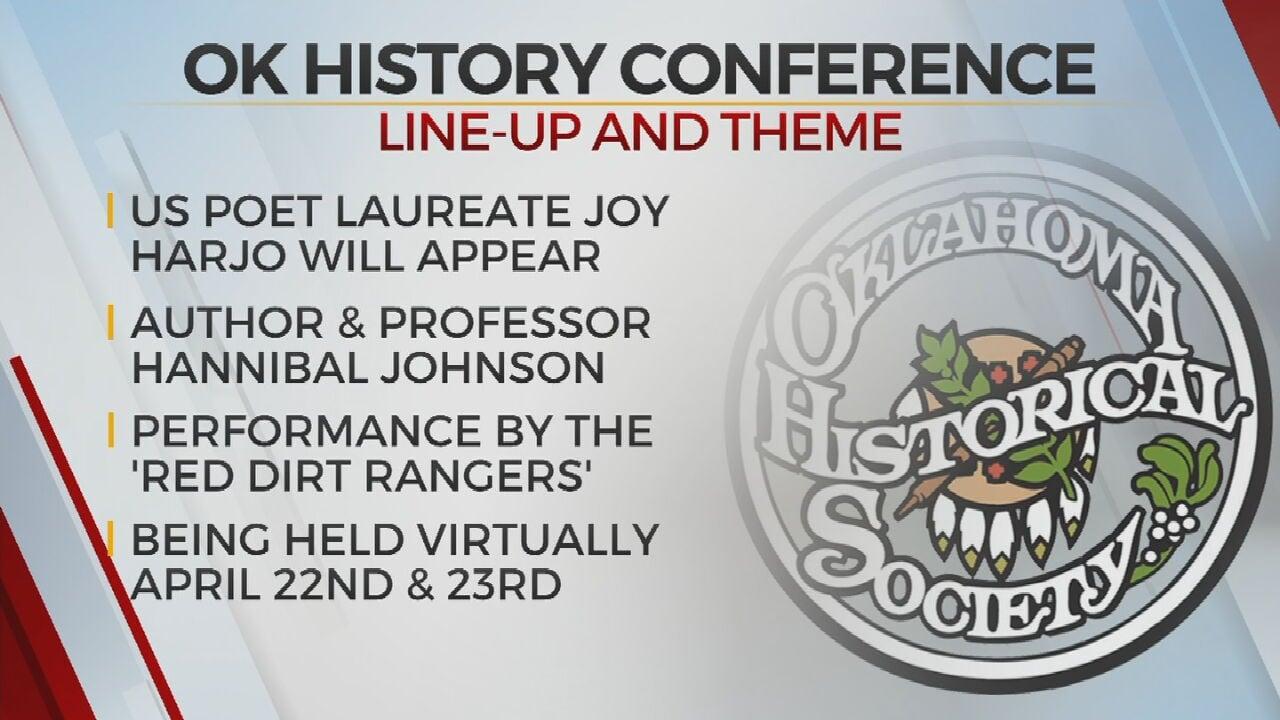 Oklahoma Historical Society Announces Line-Up, Theme For 2021Oklahoma History Conference