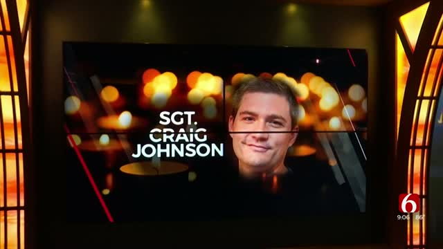 Legislation To Be Named To Honor Sgt. Johnson's Legacy