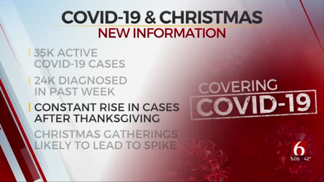 Health Experts Concerned About Rise In COVID-19 Cases