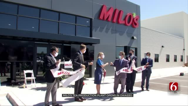 Alabama Tea Company Milo's Expands Production To Oklahoma