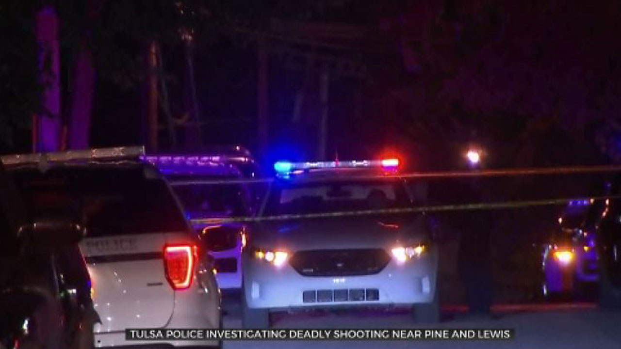 TPD Identifies Man Shot And Killed Near Residence