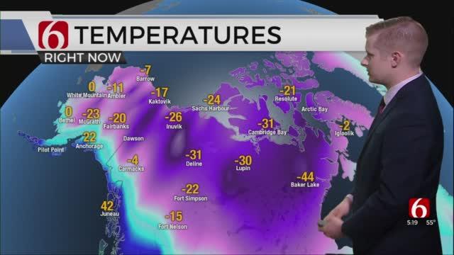 Evening Forecast With Sawyer Wells