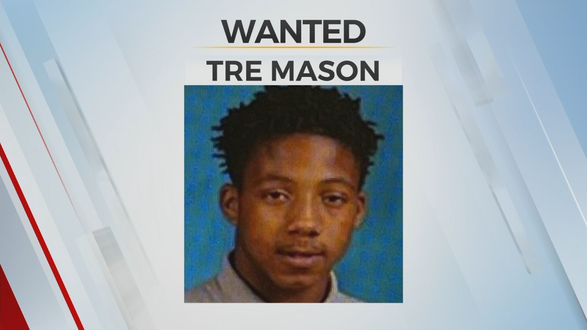 Tulsa Police: Man Wanted For Shooting, Killing 16-Year-Old
