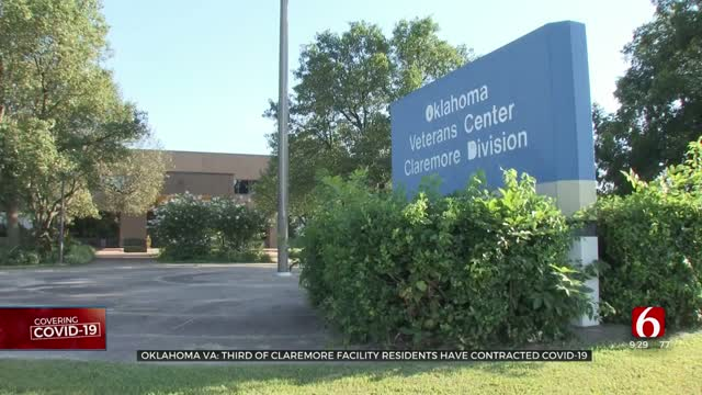 Oklahoma VA: Third Of Claremore Facility Residents Have Contracted COVID-19