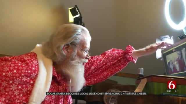 Local Santa Becomes Holiday Superstar By Sharing Magical Belief Of Christmas
