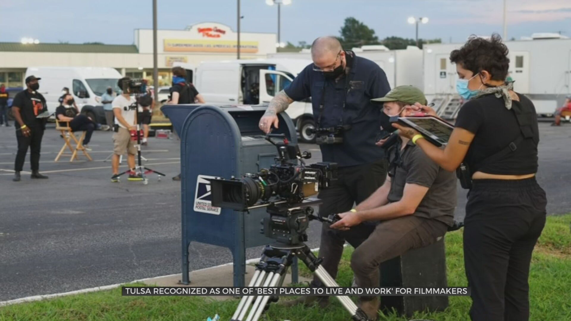 Tulsa Recognized As One Of Top 10 Places To Live, Work For Filmmakers
