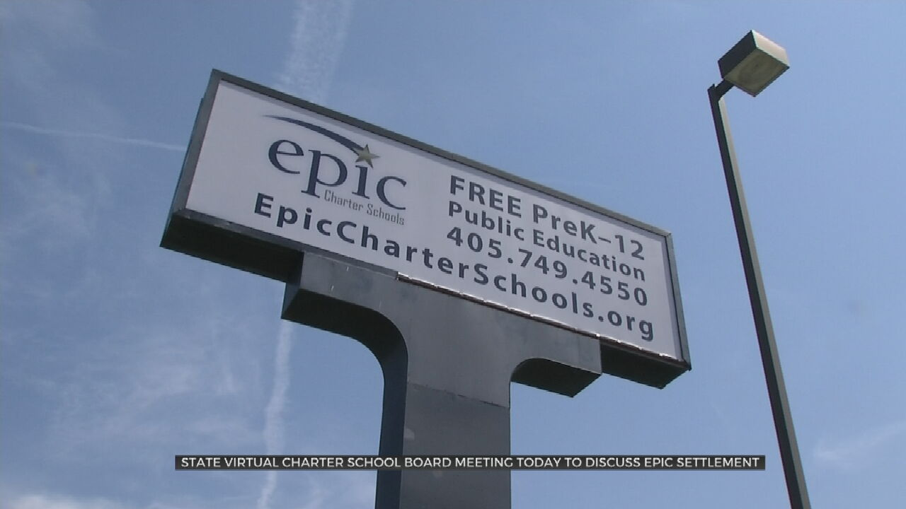State Virtual Charter School Board To Discuss Possible Settlement With Epic Charter Schools