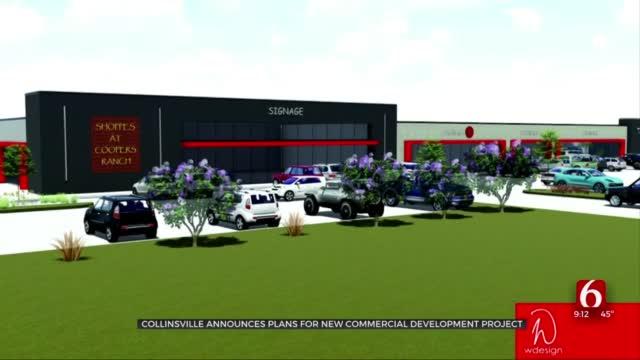 Collinsville Announces Plans For New Commercial Development Project