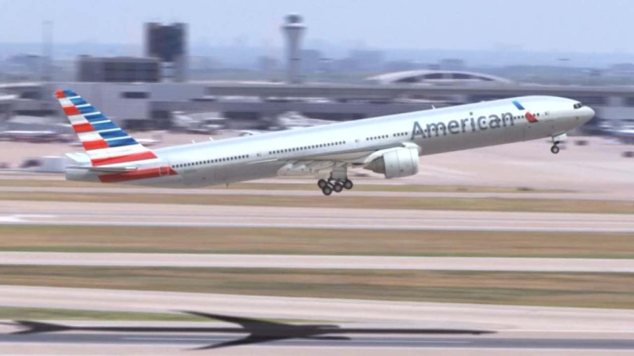 American Airlines Offering At-Home COVID-19 Tests For Travelers