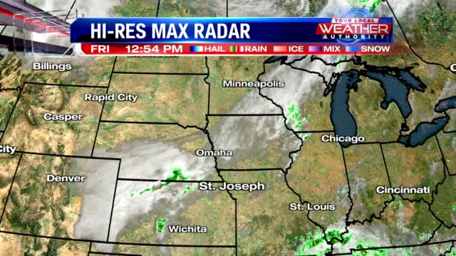 Image for KQ2 Forecast: Warm weekend forecast