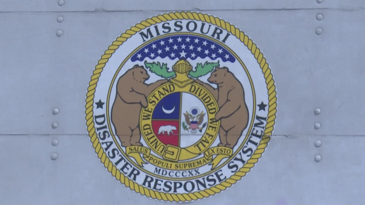 Image for Missouri Covid strike team arrives in Springfield