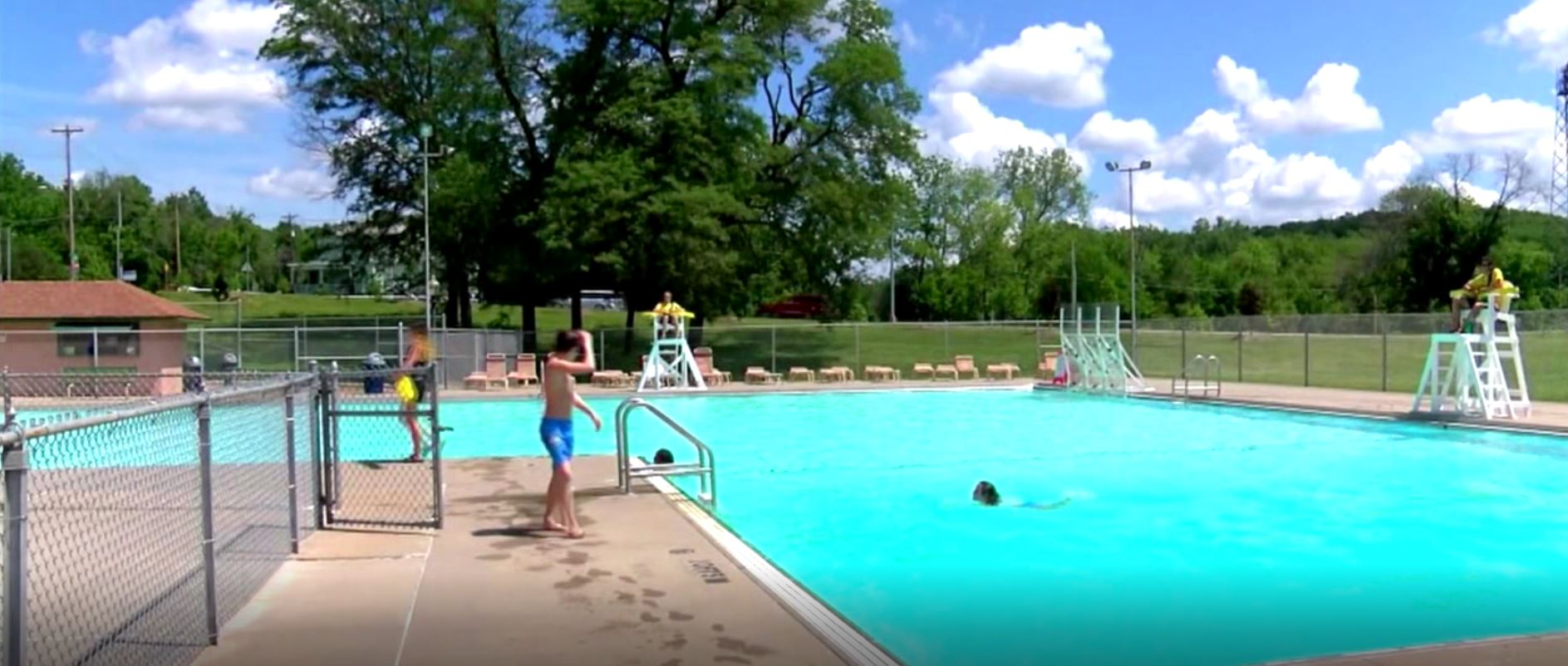 Image for Krug Pool reopens for the summer season