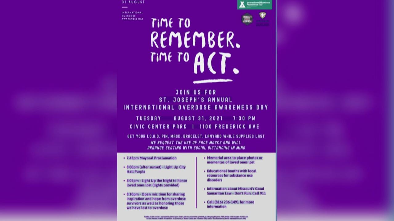 Image for International Overdose Awareness Day