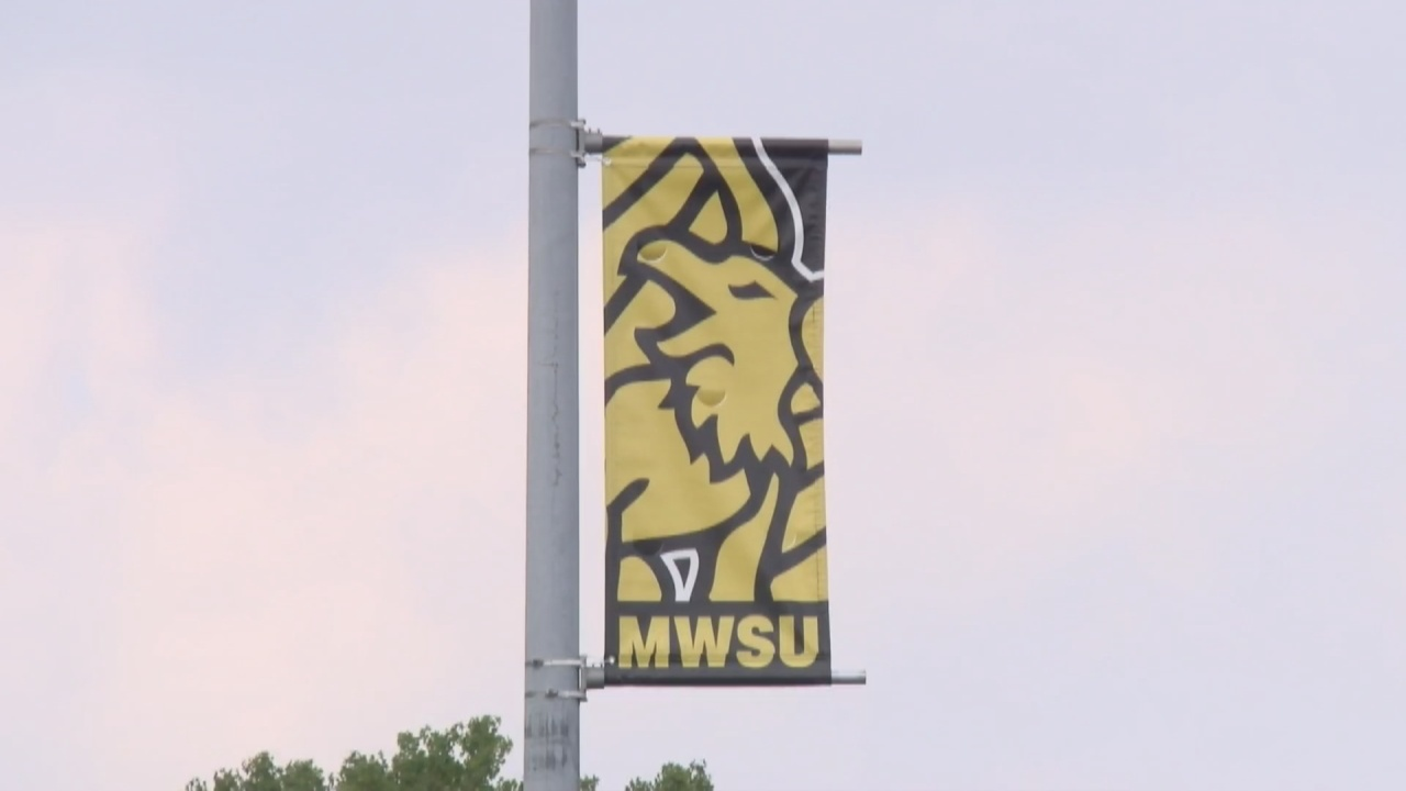 Image for Students head back to MWSU