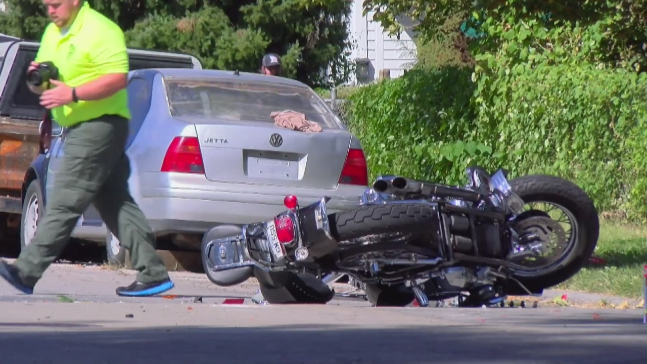 Image for Court date set for death of motorcyclist