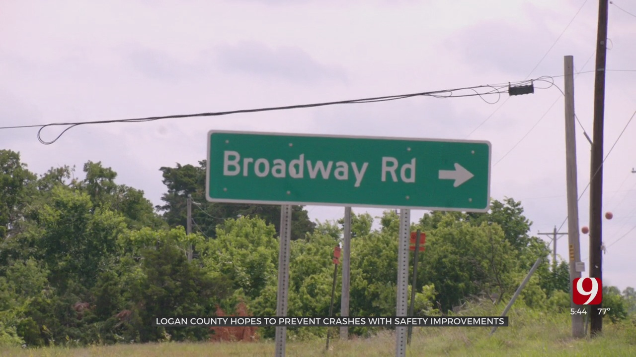 ODOT, Logan County Officials Hope To Prevent Crashes With Safety Improvements