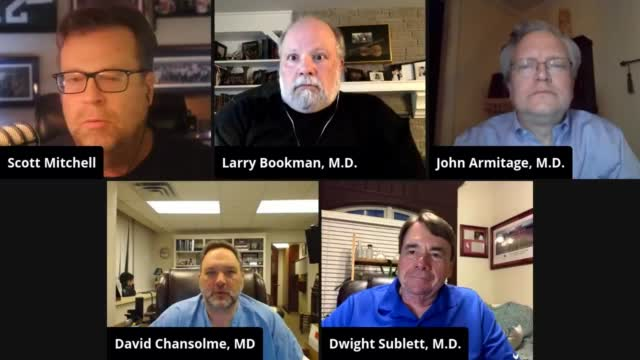 Mitchell Talks: Doctors Panel On COVID-19 Latest (March 8, 2021)