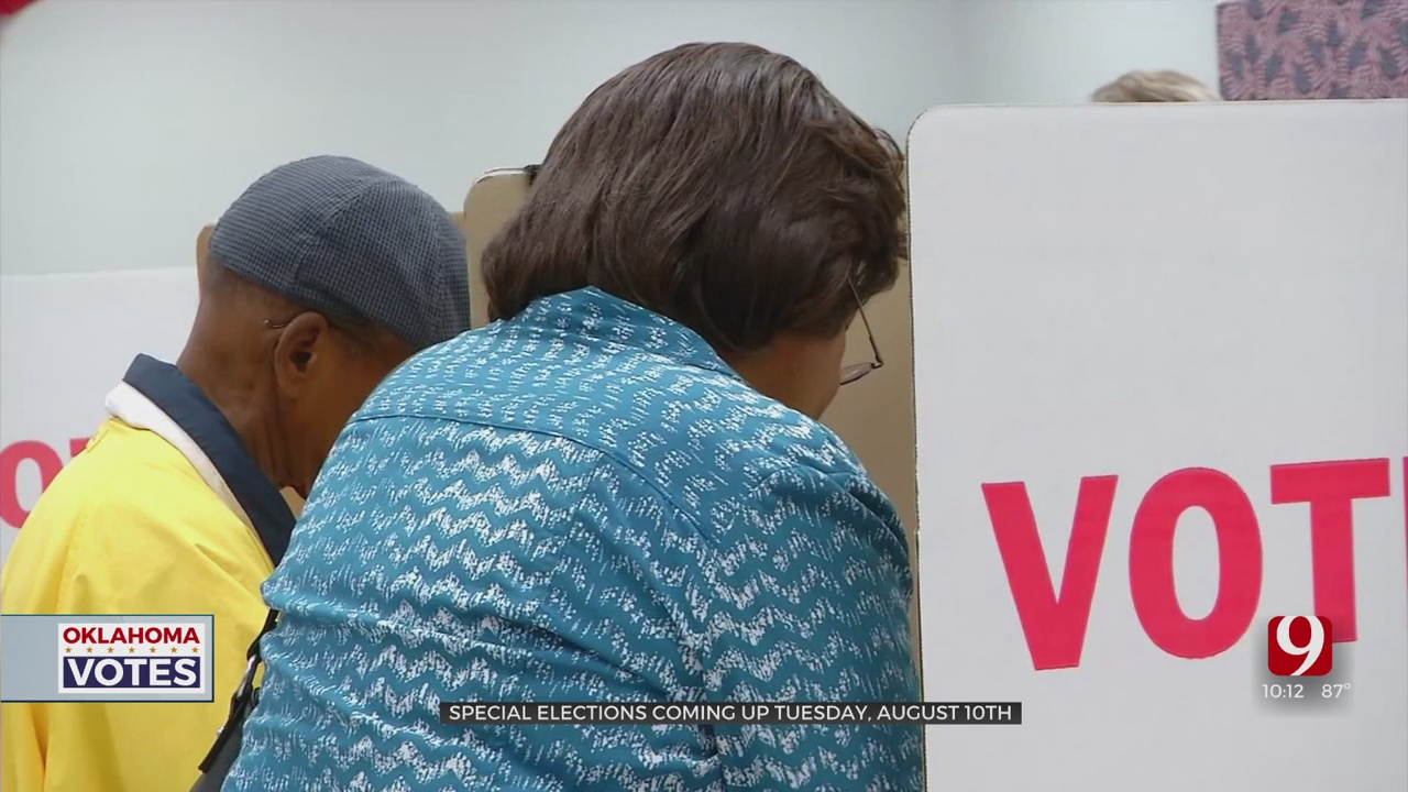Tuesday Local Election Deadline Approaches