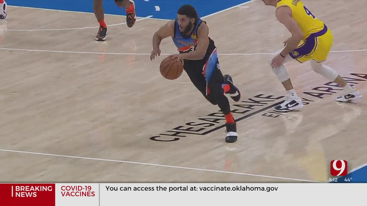 Thunder Play Against Billy Donovan's New Squad At Home