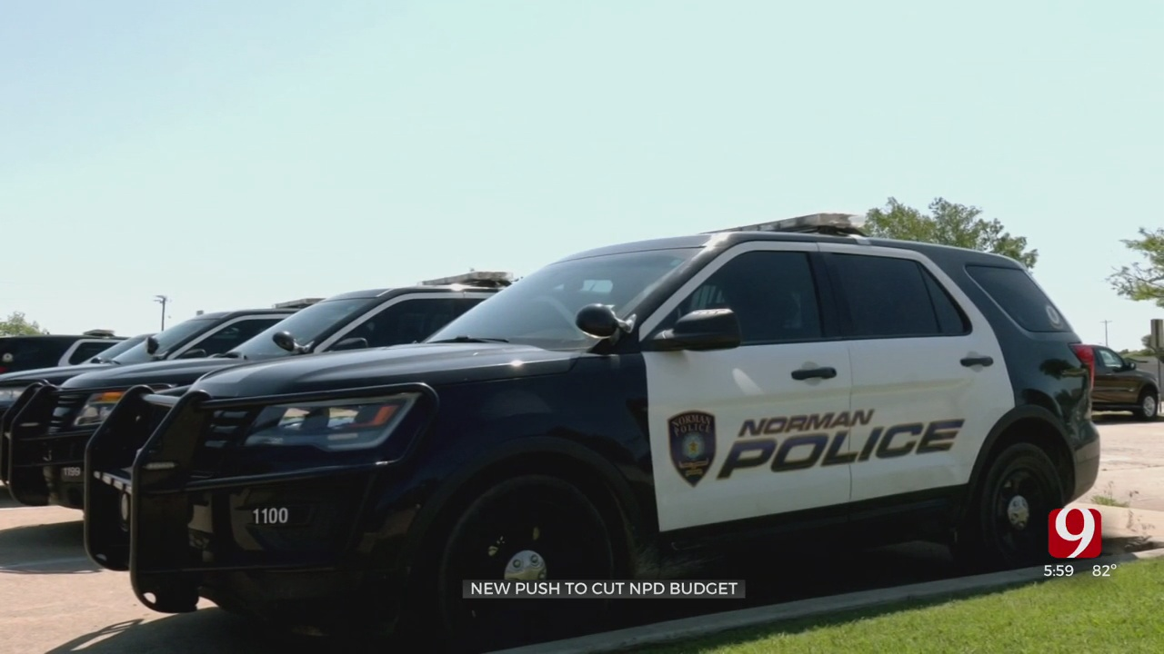 Norman City Council Considers Cutting Police Budget Again
